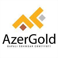 Logo 5) Azergold Qsc