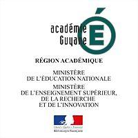 Logo 5) Académie De Guyane