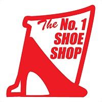 Logo 3) The No.1 Shoe Shop