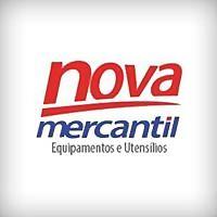 Logo 2) Nova Mercantil - Comércio
