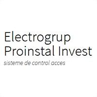 Logo 1) Electrogrup Proinstal Invest / Interfoane - Videointerfoane