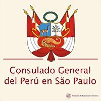 Logo 2) Consulado Geral Do Peru - Flamengo