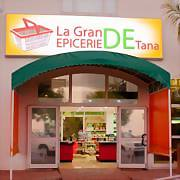 Logo 5) La Grande Epicerie De Tana