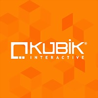 Logo 3) Kubik Interactive