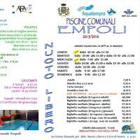 Logo 5) Piscina Comunale Empoli Aquatempra