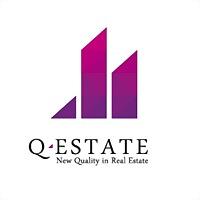 Logo 2) Q-Estate Warsaw Premium Real Estate