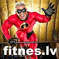Logo 2) Fitnes.lv - Фитнес, Бодибилдинг, Бикини Модель