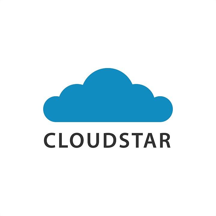 Logo 40) cloudstar