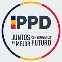 Logo 6) Partido Por La Democracia - Ppd