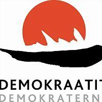 Logo 8) Demokraatit / Demokraterne