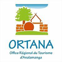 Logo 14) Office Régional Du Tourisme D'antananarivo - Ortana