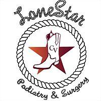 Logo 19) Lonestar Podiatry & Surgery
