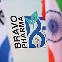 Logo 55) Bravo Pharma Uzbekistan