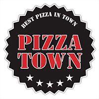 Logo 3) Pizza Town Horsens