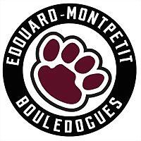 Logo 6) Bouledogues É.s. Édouard-Montpetit