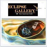 Logo 3) Eclipse Gallery, Bar Harbor, Me
