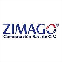 Logo 4) Zimago Computacion, S.a. De C.v
