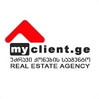 Logo 7) Myclient.ge - უძრავი ქონების სააგენტო / Real Estate Agency