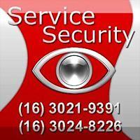 Logo 5) Security Service Segurança Eletrônica