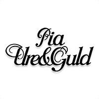Logo 4) Pia Ure & Guld