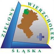 """Logo 43) Lgd """"Zielony Wierzchołek Śląska"""""""