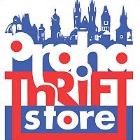 Logo 5) Praha Thrift Store