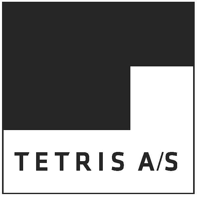 Logo 99) Tetris A/S