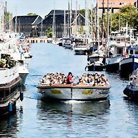 Logo 4) Canal Tours Copenhagen