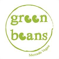Logo 33) Greenbeans, Mercado Vegan