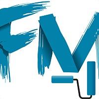 Logo 7) Fm Painters