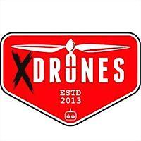 Logo 20) Xdrones