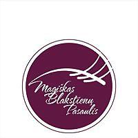 Logo 36) Magiškas Blakstienų Pasaulis