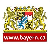 Logo 80) Représentation De La Bavière / State Of Bavaria Office In Montreal