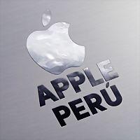Logo 3) Apple Peru