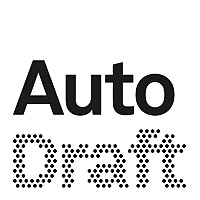 Logo 6) Autodraft