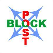 Logo 40) Blockpost