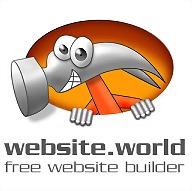 Logo 78) Website World - Free Website Builder