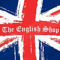Logo 4) The English Shop