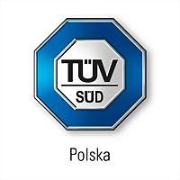 Logo 5) Tüv Süd Polska