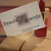 Logo 6) Beauté Lavande - Kosmetikinstitut