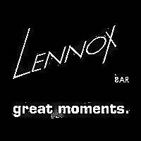Logo 13) Lennox Bar