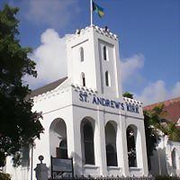 Logo 5) St. Andrew's Presbyterian Kirk