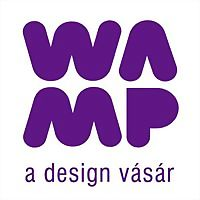 Logo 21) Wamp - The Hungarian Design Market