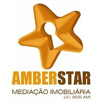 Logo 4) Amber Star - Mediação Imobiliária, Lda.