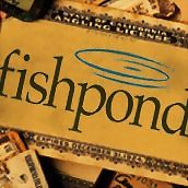 Logo 49) Fishpond