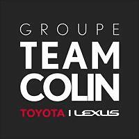 Logo 23) Groupe Team Colin I Toyota