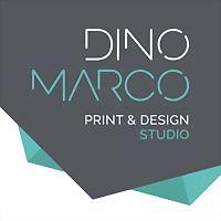 Logo 7) Dino Marco • Print & Design