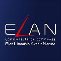 Logo 6) Communauté De Communes Elan