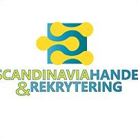 Logo 6) Scandinavia Handel & Rekrytering Kb
