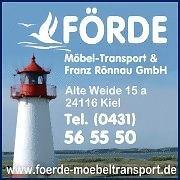 Logo 18) Umzug Mit Förde Möbeltransport Kiel